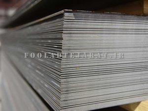 ورق فولادی اسید شویی